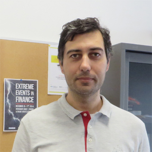 Frederico Caeiro, Nova University of Lisbon